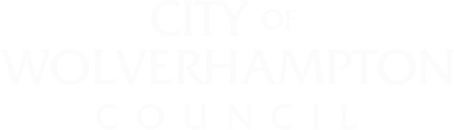 Council logo - This website is supported by the City of Wolverhampton Council